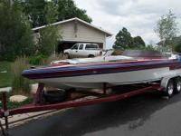 Single,I/O,CD,Trailer,Surge Brakes,Batteries,Bilge