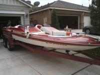 1989 Eliminator ~ 21ft ~ Open Bow ~ Can Sit up to 8
