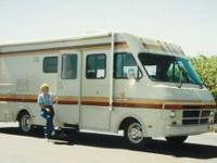 1989 Fleetwood Bounder. Original owner- Equipped with a