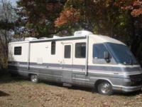 1989 Fleetwood Pace Arrow. Chevrolet 454 HP V8 Motor