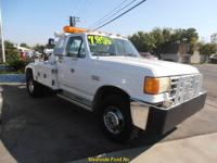 Options Included: Tow Truck Assembly, Running Boards,