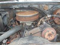 1989 Ford Bronco 2.9 Liter Engine  ALL BODY PARTS ARE
