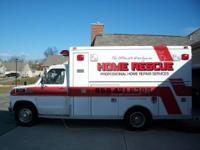 1989 Ford E350 Ambulance. COST REDUCED!!!. Ford 7.3 l
