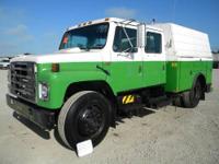 1989 Geml 5625 Skid Steer Perkins diesel engine, aux