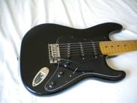 1989 Gibson Epiphone Strat Style Electric Guitar is in