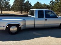 989 Custom 1500 Low-rider Dually. Rear air bag