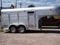 1989 gooseneck horse trailer new floor, great tires