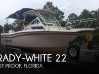 1989 Grady-White 22 - Stock #084722 -