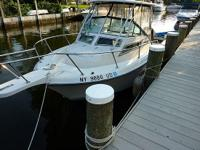 1989 Grady-White 228 Seafarer Boat is located in