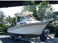 Boat Type: Power What Type: Sport Fisherman Year: 1989