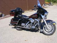 You are looking at a 1989 Harley-Davidson Electra Glide