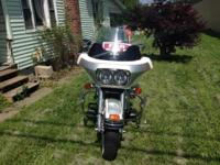 1989 Harley Davidson FLTC Tour Glide Classic with