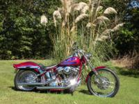 1989 Harley Davidson Softail Classic Candy