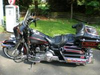 1989 Harley Davidson Ultra. The engine was rebuilt at