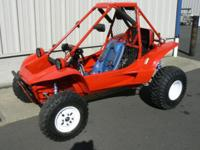 Totally Restored 1989 Honda pilot FL400 buggy