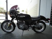 1989 HONDA GB500 TT  NEAR FLAWLESS CONDITIONThe mileage