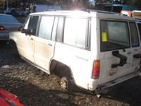 I'm parting out a 1989 Isuzu Trooper with a bad motor,