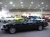The Jaguar XJS is a Luxury Grand Tourer. The XJS was
