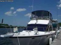 1989 37ft Jefferson Viscount Motoryacht 1989 37 ft
