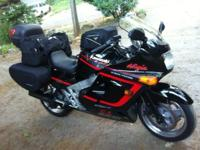 1989 NINJA 1000 ZX10 ZX1000B2. Clean Title in hand,