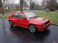 Lancia Delta Evo Final Edition.  -This is not only
