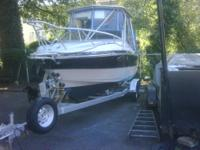 This is a ONE OWNER boat bought new for nearly $25k &