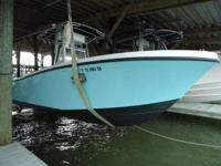 1989 Mako 261 Boat is located in