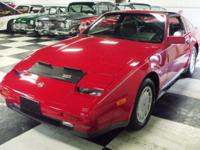 Year: 1989 . Make: Nissan . Model: 300ZX . Trim: GS .