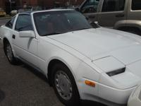 1989 NISSAN 300ZX CASH PRICE $4990.00 AUTOMATIC AM/FM