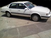 1989 Oldsmobile Cutlass Ciera, Only 117,000 mile,
