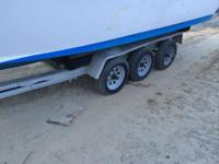 1989 Other 30' Quickload Tri-Axle Aluminum I Beam
