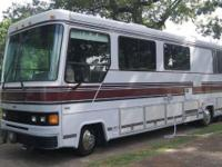 1989 Overland made by Mallard, 38' Motorhome, Excellent