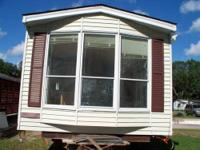 12x35 Park model trailer 1bdr/1bth New flooring and