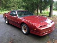 1989 Pontiac Trans Am GTA for sale (AR) - $11,995. 78k