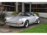 1989 Porsche Speedster VIN WP0EB091XKS173608 Only 814