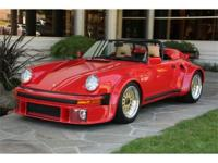 1989 Porsche Twin-Turbo Speedster Edited from the