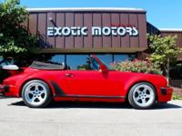 Exotic Motors Midwest is pleased to offer this 1989 RUF