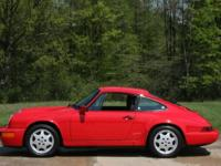 Call  or email sales@mcgohio.com 1989 Porsche 911