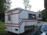 This camper is in excellent condition, it has recently