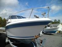 1989 Sea Ray 220 DA Cruiser 22', Mercruiser 4.3L 205HP,