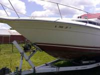1989 SEARAY 250DA CABINCRUISER. EXTREMELY NICE CRUISER