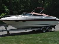 YOU VIEWING A VERY CLEAN 1989 SEA RAY BOW RIDER