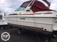 1989 Sea Ray 340 Sundancer kept in very good condition