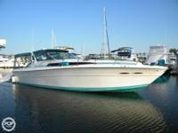 1989 Sea Ray 39 - Stock #086337 -