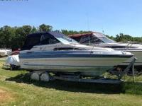 This SeaRay Sport Cruiser is in excellent condition