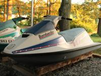 I am offering a '89 Seadoo SP that needs some TLC. It