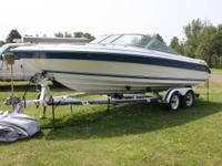 REDUCED PRICE!! 1989 SEARAY MODEL BR210 35O CHEVY MOTOR