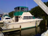 This large Sportfish/Convertible Silverton makes the