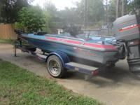 For Sale by Owner: 1989 Skeeter Bass Boat with 115