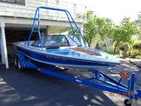 1989 Ski Sanger with factory installed 454 - only one